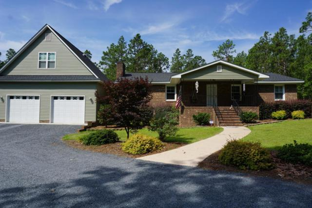 431 Horseshoe Road, Aberdeen, NC 28315 (MLS #182811) :: Pinnock Real Estate & Relocation Services, Inc.