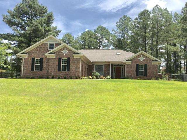16 Lavender Drive, Whispering Pines, NC 28327 (MLS #182822) :: Pinnock Real Estate & Relocation Services, Inc.