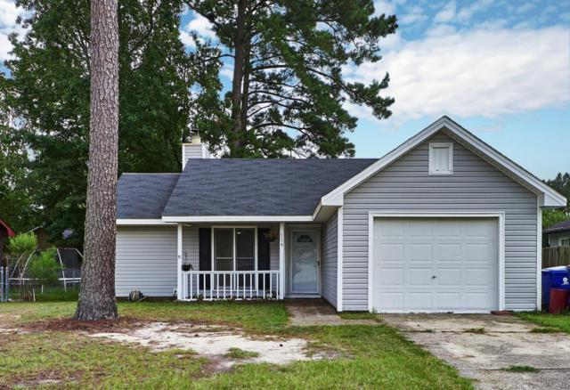 114 Maranatha Circle, Spring Lake, NC 28390 (MLS #183473) :: Weichert, Realtors - Town & Country