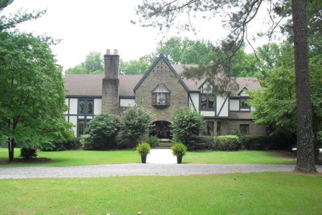 12240 Stewartsville Cemetery Road, Laurinburg, NC 28352 (MLS #183515) :: Weichert, Realtors - Town & Country