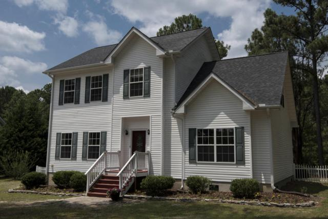 235 Pine Ridge Drive, Whispering Pines, NC 28327 (MLS #183516) :: Pinnock Real Estate & Relocation Services, Inc.