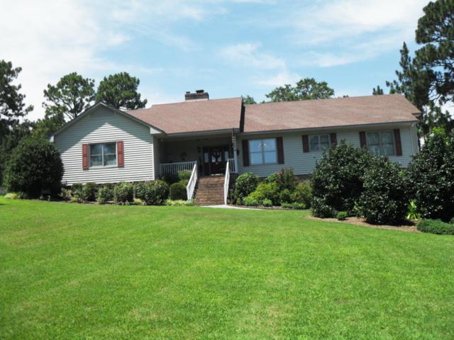 181 Fairway Drive, Rockingham, NC 28379 (MLS #183537) :: Weichert, Realtors - Town & Country