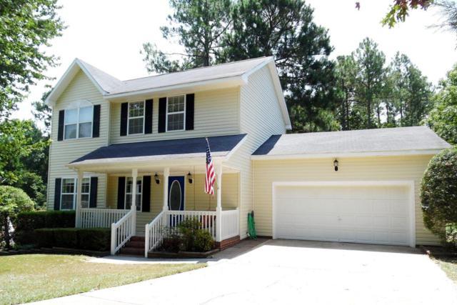 340 Coachman Way, Sanford, NC 27332 (MLS #183594) :: Weichert, Realtors - Town & Country