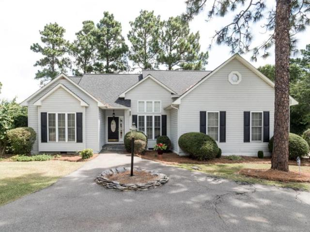 116 Pinesage Drive, West End, NC 27376 (MLS #183615) :: Weichert, Realtors - Town & Country