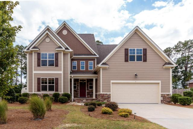 7 Spearhead Drive, Whispering Pines, NC 28327 (MLS #183638) :: Pinnock Real Estate & Relocation Services, Inc.