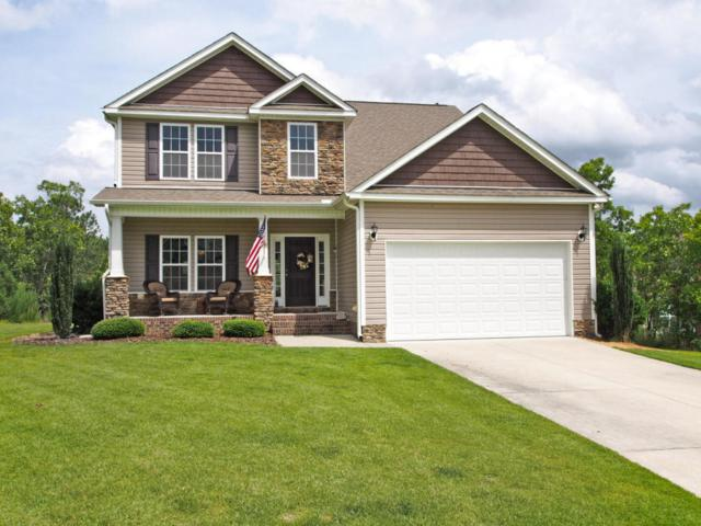 139 Honeywood Court, Aberdeen, NC 28315 (MLS #183663) :: Pinnock Real Estate & Relocation Services, Inc.