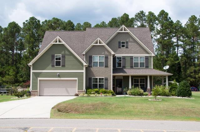 14 Spearhead Drive, Whispering Pines, NC 28327 (MLS #183707) :: Pinnock Real Estate & Relocation Services, Inc.