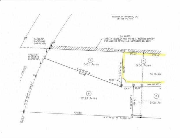 Tbd L Cooper Road, Cameron, NC 28326 (MLS #183758) :: Pinnock Real Estate & Relocation Services, Inc.