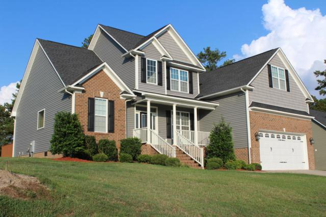 561 Spring Flowers Dr, Cameron, NC 28326 (MLS #183769) :: Pinnock Real Estate & Relocation Services, Inc.