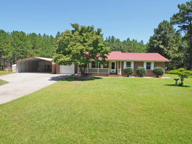 132 Sherwood Drive, Aberdeen, NC 28315 (MLS #183794) :: Pinnock Real Estate & Relocation Services, Inc.