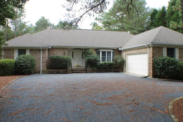 1 Linden Lane, Pinehurst, NC 28374 (MLS #183895) :: Weichert, Realtors - Town & Country