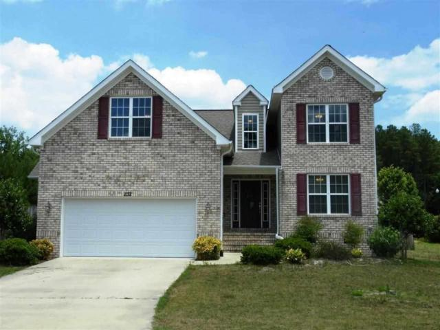 232 Roberts Place, Carthage, NC 28327 (MLS #183969) :: Weichert, Realtors - Town & Country