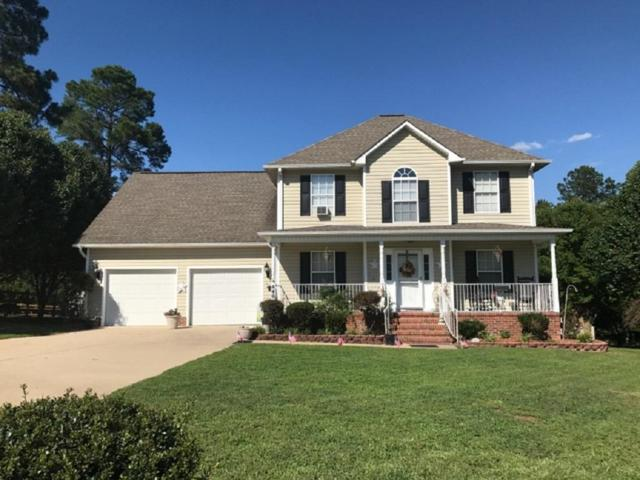 448 Yorkshire Drive, Cameron, NC 28326 (MLS #184026) :: Pinnock Real Estate & Relocation Services, Inc.