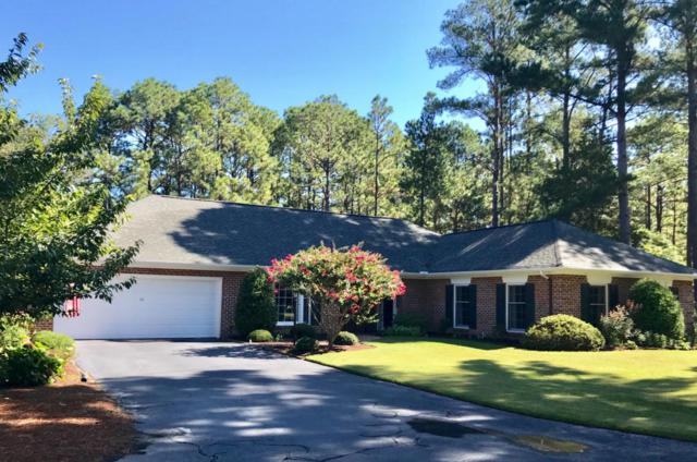 60 Manigault Place, Southern Pines, NC 28387 (MLS #184103) :: Weichert, Realtors - Town & Country