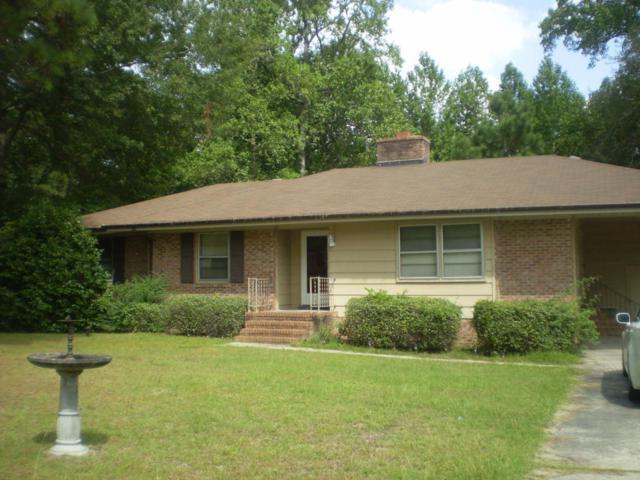 124 Mckinnon Drive, Rockingham, NC 28379 (MLS #184171) :: Weichert, Realtors - Town & Country