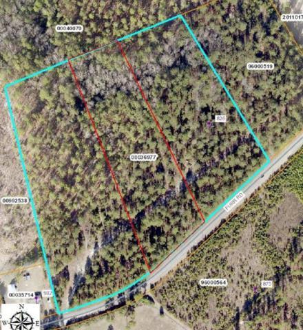 Tbd Furr Road, Vass, NC 28394 (MLS #184353) :: Pinnock Real Estate & Relocation Services, Inc.