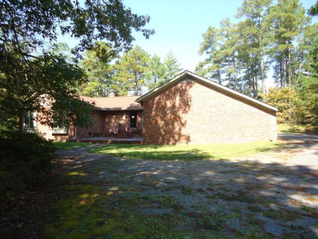511 Loblolly Drive, Vass, NC 28394 (MLS #184378) :: Pinnock Real Estate & Relocation Services, Inc.