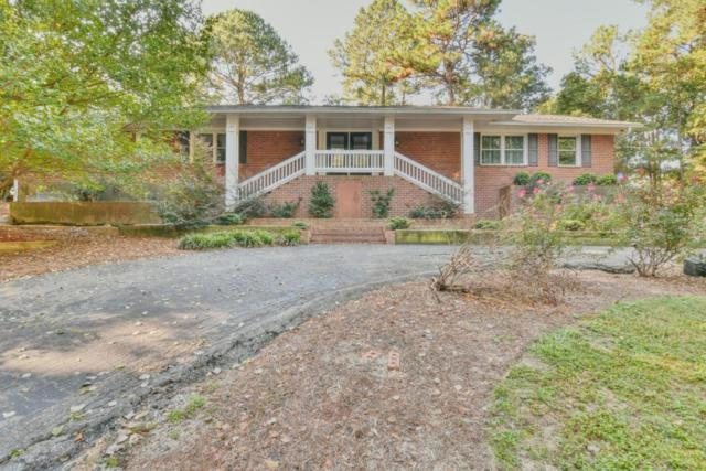 87 S Lakeshore Drive, Whispering Pines, NC 28327 (MLS #184401) :: Pinnock Real Estate & Relocation Services, Inc.