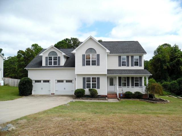 464 Crystal Springs Dr, Sanford, NC 27332 (MLS #184428) :: Weichert, Realtors - Town & Country