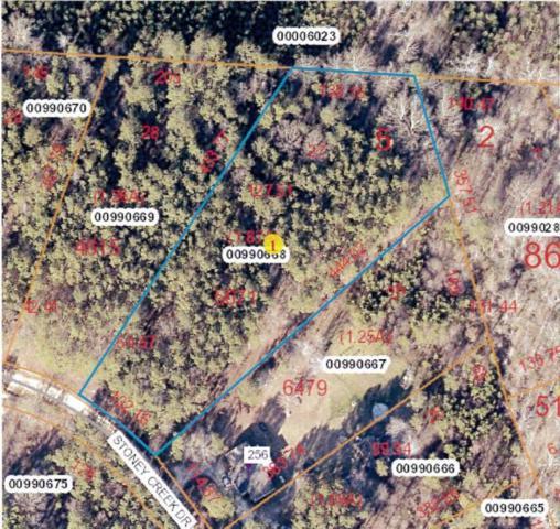 Lot 27 Stoney Creek Drive, Carthage, NC 28327 (MLS #184436) :: Weichert, Realtors - Town & Country