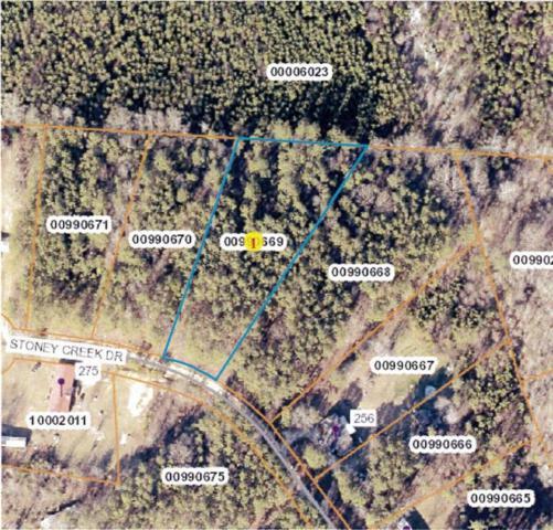 Lot 28 Stoney Creek Drive, Carthage, NC 28327 (MLS #184437) :: Weichert, Realtors - Town & Country