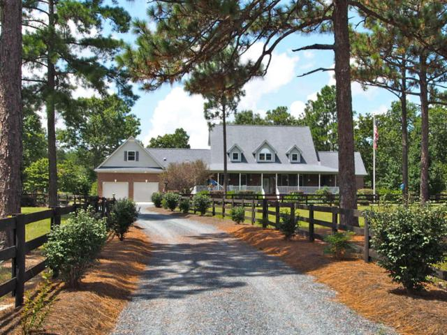 630 Bowman Road, Aberdeen, NC 28315 (MLS #184515) :: Pinnock Real Estate & Relocation Services, Inc.