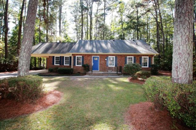 904 N Glenwood Trail, Southern Pines, NC 28387 (MLS #184523) :: Pinnock Real Estate & Relocation Services, Inc.