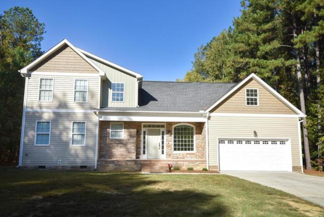 2418 Old Glendon Road, Carthage, NC 28327 (MLS #184593) :: Pinnock Real Estate & Relocation Services, Inc.