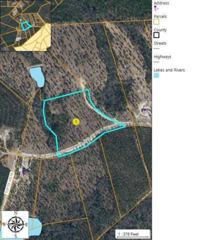 Lot 26 Tufts Vista Road, Jackson Springs, NC 27281 (MLS #184604) :: Weichert, Realtors - Town & Country