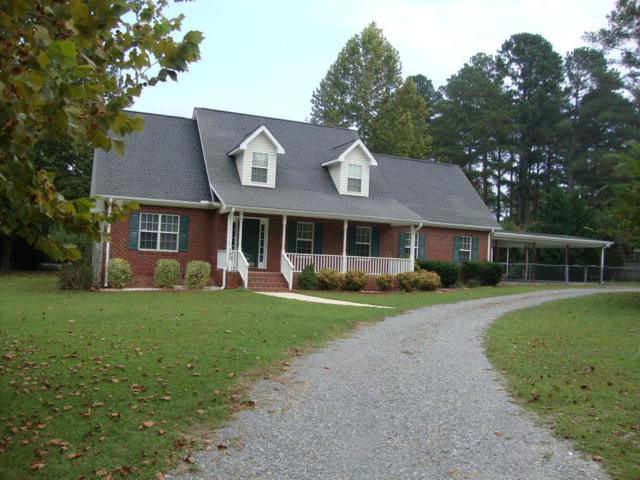140 Foxcroft Road, Carthage, NC 28327 (MLS #184685) :: Weichert, Realtors - Town & Country