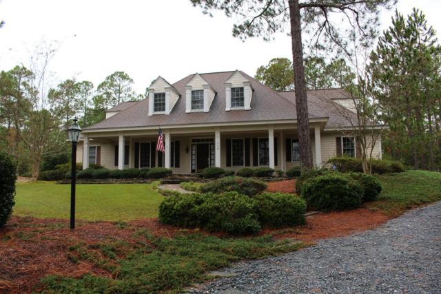 110 Merced Court, Southern Pines, NC 28387 (MLS #184714) :: Pinnock Real Estate & Relocation Services, Inc.
