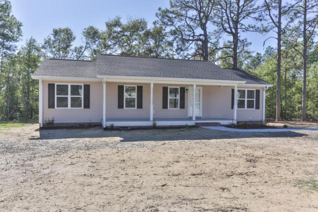 100 Walnut Avenue, Hamlet, NC 28345 (MLS #184754) :: Weichert, Realtors - Town & Country