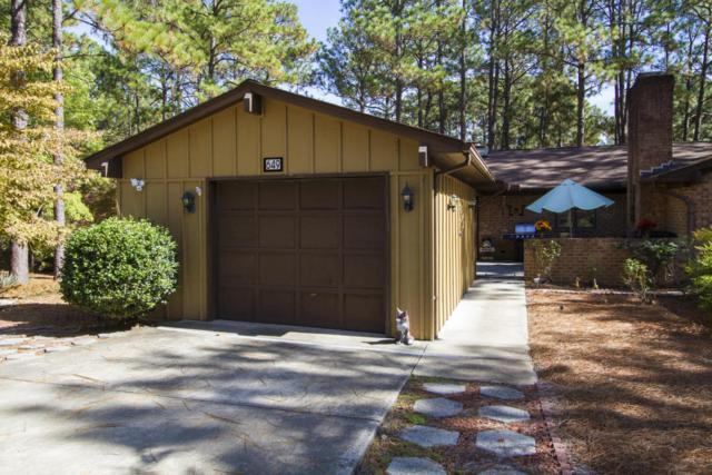 649 Redwood Drive, Southern Pines, NC 28387 (MLS #184786) :: Pinnock Real Estate & Relocation Services, Inc.