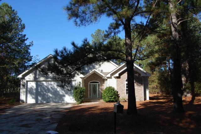 812 Thrush Drive, Vass, NC 28394 (MLS #184814) :: Pinnock Real Estate & Relocation Services, Inc.