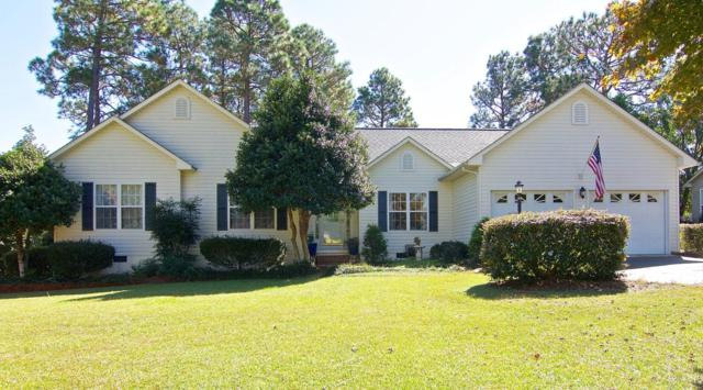 126 Pinesage Drive, West End, NC 27376 (MLS #184908) :: Weichert, Realtors - Town & Country