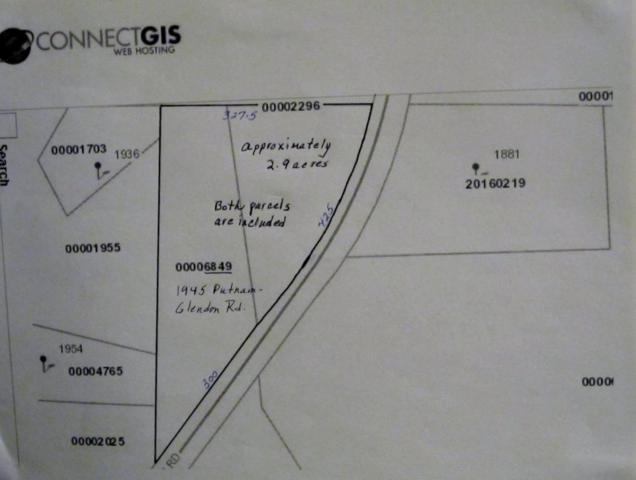 1945 Putnam-Glendon Rd., Carthage, NC 28327 (MLS #184934) :: Weichert, Realtors - Town & Country