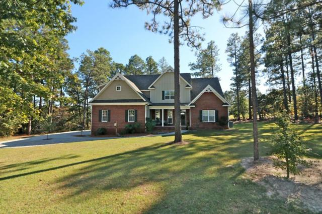 454 Avenue Of The Carolinas, Whispering Pines, NC 28327 (MLS #185183) :: Weichert, Realtors - Town & Country