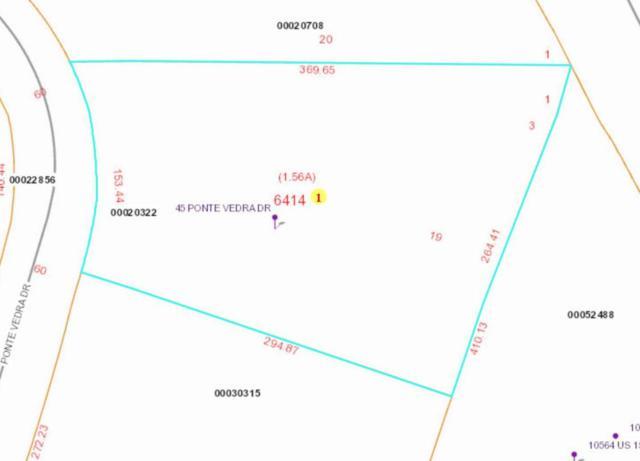 45 Ponte Vedra Drive, Pinehurst, NC 28374 (MLS #185237) :: Weichert, Realtors - Town & Country