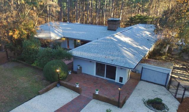 292 Old Dewberry, Southern Pines, NC 28387 (MLS #185432) :: Weichert, Realtors - Town & Country