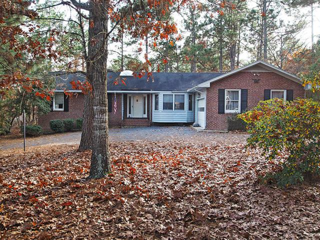116 Pinecone Court, West End, NC 27376 (MLS #185569) :: Weichert, Realtors - Town & Country
