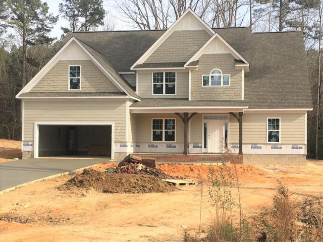 120 Harper Lane, Carthage, NC 28327 (MLS #185616) :: Weichert, Realtors - Town & Country