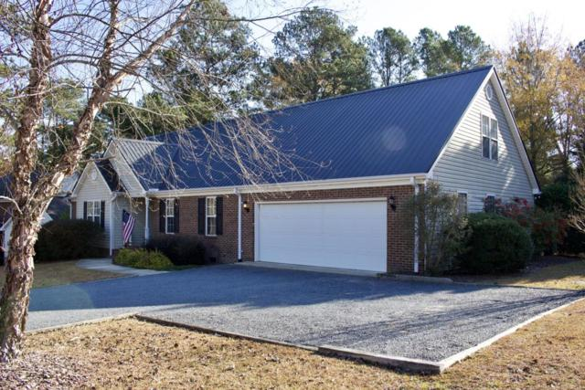 50 Goldenrod Drive, Whispering Pines, NC 28327 (MLS #185619) :: Weichert, Realtors - Town & Country