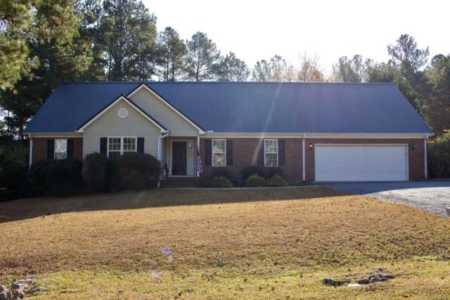 50 Goldenrod Drive, Whispering Pines, NC 28327 (MLS #185620) :: Weichert, Realtors - Town & Country