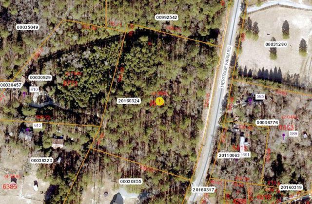 Tbd Lot 9 Sadler Family Road, Carthage, NC 28327 (MLS #185777) :: Pinnock Real Estate & Relocation Services, Inc.