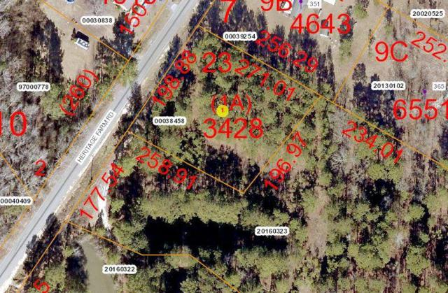 Tbd Lot 23 Heritage Farm Road, Carthage, NC 28327 (MLS #185778) :: Pinnock Real Estate & Relocation Services, Inc.
