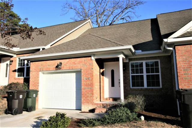 204 Clover Court #204, Aberdeen, NC 28315 (MLS #185795) :: Weichert, Realtors - Town & Country
