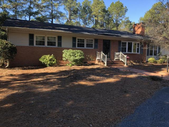133 Pine Ridge Drive, Whispering Pines, NC 28327 (MLS #185807) :: Pinnock Real Estate & Relocation Services, Inc.