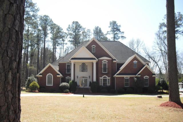 13841 Appomattox Circle, Laurinburg, NC 28352 (MLS #185831) :: Weichert, Realtors - Town & Country