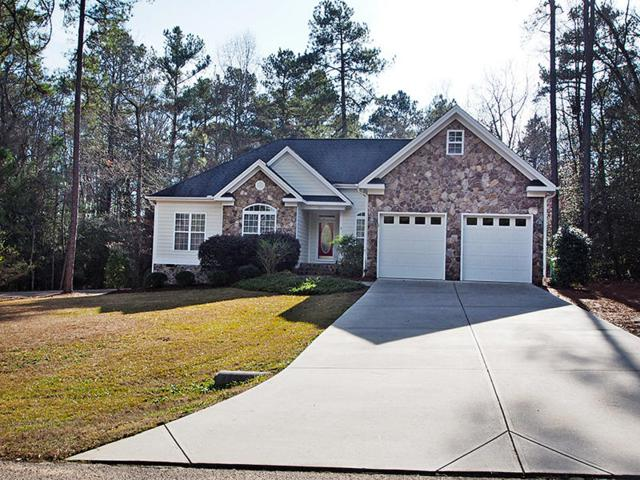 954 Thrush Drive, Vass, NC 28394 (MLS #185861) :: Pinnock Real Estate & Relocation Services, Inc.