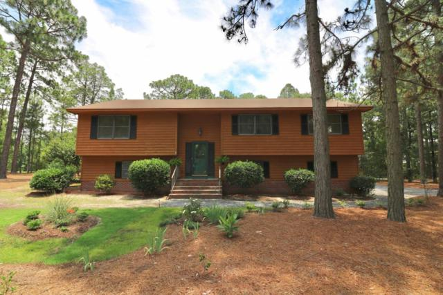 101 Pinewood Court, West End, NC 27376 (MLS #185863) :: Weichert, Realtors - Town & Country